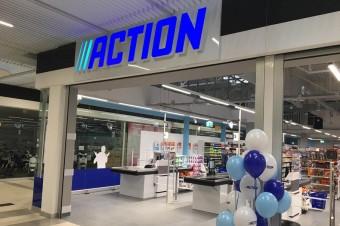 Sieć dyskontów niespożywczych Action otworzyła swój pierwszy sklep w Warszawie