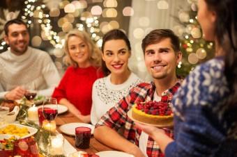 Boże Narodzenie w handlu - Słodycze na święta