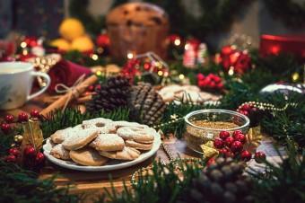 Boże Narodzenie w handlu - Słodkie wypieki