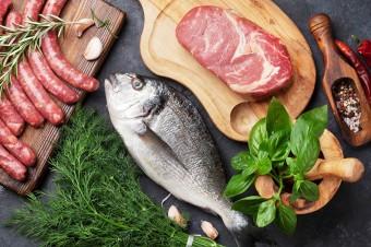 Boże Narodzenie w handlu - Mięso, wędliny i ryby