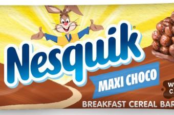 Baton zbożowy Nestlé NESQUIK Maxi Choco