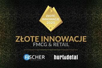 """Konkurs """"Złote Innowacje FMCG & Retail 2020"""" rozstrzygnięty!"""