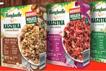 Bonduelle gwarantuje zadowolenie z nowego produktu lub zwraca pieniądze