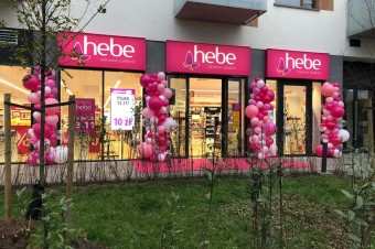 Kolejna drogeria Hebe na warszawskim Ursynowie otwarta