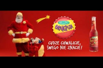 Oranżada Hellena z nową kampanią świąteczną – zabiera na biegun oranżadowy i zaprasza na Pierwszą Gwiazdkę