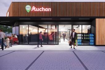 Na stacjach paliw bp pojawi się nowa marka Easy Auchan