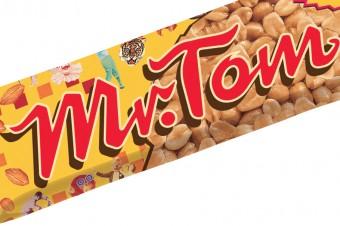 Mr. Tom – mocno orzechowy baton w ofercie Wawel