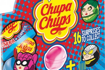 Słodka niespodzianka od Chupa Chups!
