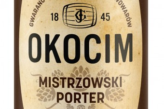 Okocim Mistrzowski Porter z brązowym medalem na European Beer Star 2020!