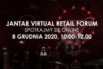 Jantar Virtual Retail Forum już 8 grudnia