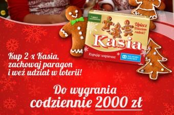 """""""2 razy więcej radości"""" na święta – z Kasią. Wesprzyj SOS Wioski Dziecięce i wygraj 2000 zł!"""