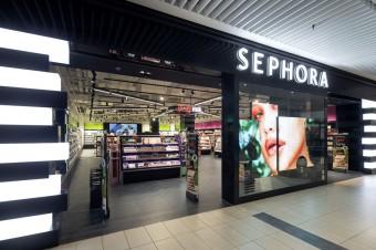 Sephora otworzyła ponownie salon w nowej odsłonie