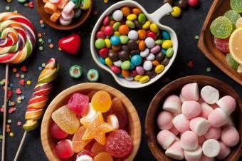 Słodycze na różne okazje