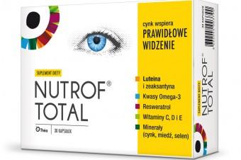 Nutrof Total  Dla oczu to co sprawdzone