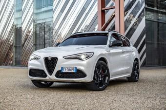 Alfa Romeo wprowadza Stelvio na rok modelowy 2021 i prezentuje nowy wariant Veloce Ti.