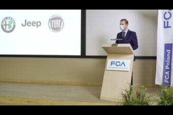 W FCA Poland powstaną nowe hybrydowe i elektryczne modele marek Jeep, Fiat i Alfa Romeo