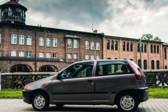 Wyjątkowy Fiat Punto do wylicytowania na aukcji WOŚP