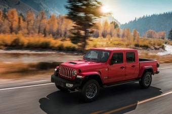 Debiut najnowszego Gladiatora – pickupa z legendarnym napędem Jeepa® 4x4