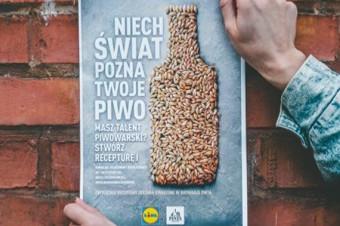 PINTA i Lidl wspierają piwowarów domowych