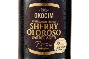 Porter Sherry Oloroso Barrel Aged