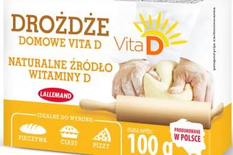 Drożdże z witaminą D
