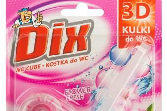 "DIX KOSTKA ""3D"" do WC"