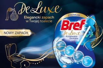 Poczuj się wyjątkowo z nowym zapachem Bref DeLuxe
