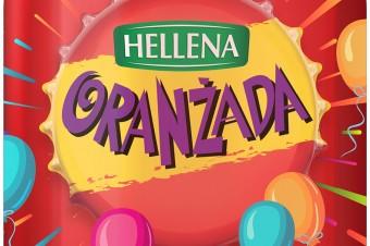 Viki Gabor i Roxie Węgiel w kampanii Oranżady Hellena Party