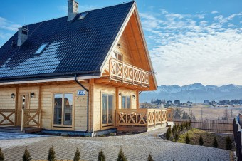EKO DOM ALMETTE w Tatrach ma już właściciela!