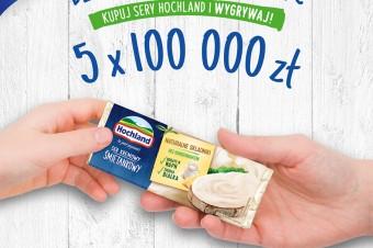 Rusza wielka loteria Hochland, która wspiera Program Pajacyk