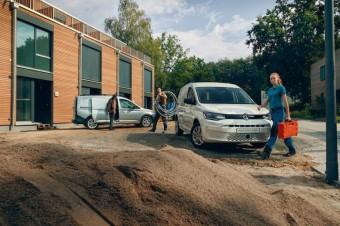 Volkswagen Caddy 5 Maxi – w Volkswagen Poznań ruszyła produkcja największego wariantu Volkswagena Caddy 5