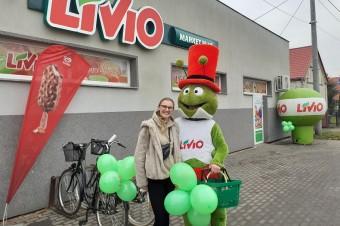 Otwarcie sklepu Livio MARKET PLUS