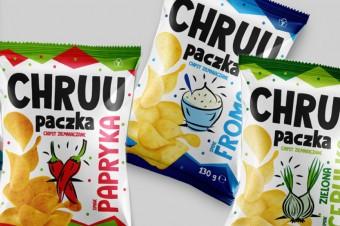 Chruu-paczki odpowiedzią Polskiej Grupy Supermarketów na wzrost popytu w kategorii produktów słonych