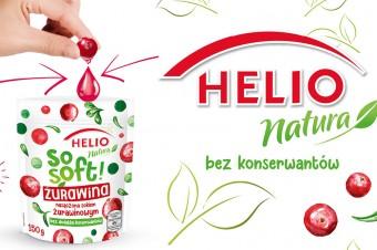 Kampania HELIO zwiększy wiosenną sprzedaż bakalii i mas do ciast polskiego producenta