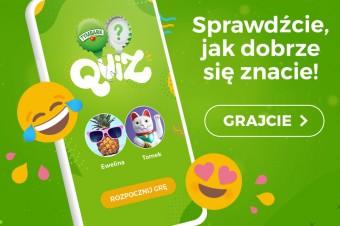 Tymbark Quiz, czyli gra dla znajomych!