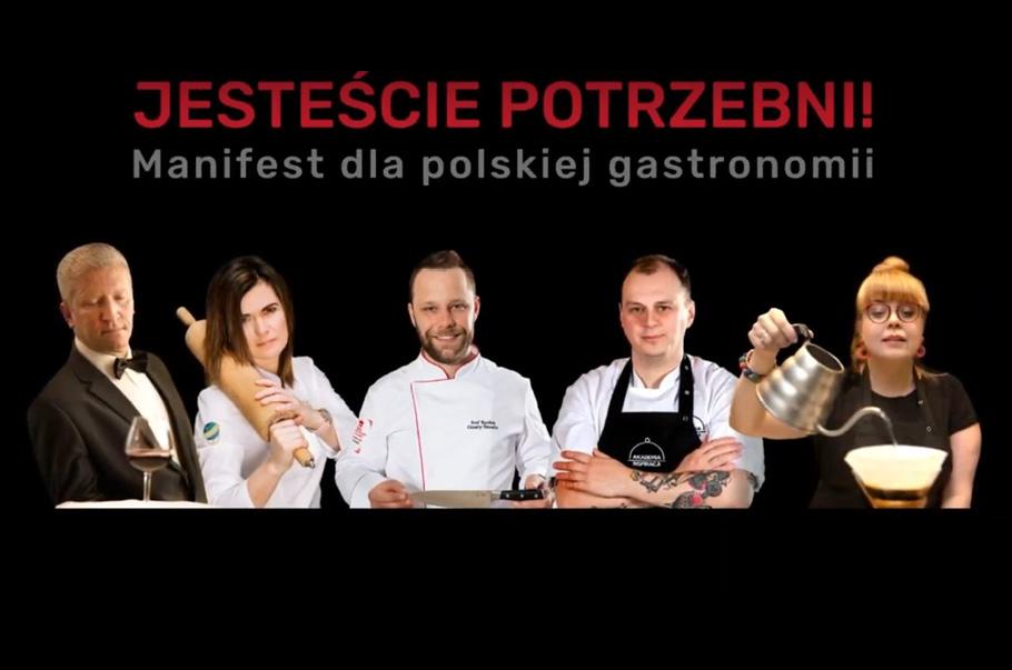 Manifest dla polskiej gastronomii