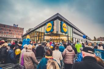 Lidl Polska otworzy 14 sklep w Katowicach