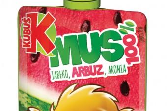 Nowość od Kubusia: mus arbuzowy!