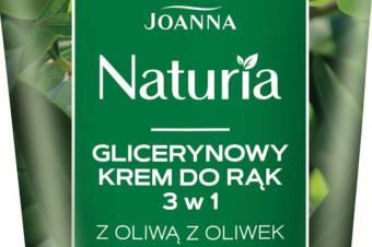 Klasyka pod ręką - nowe kremy glicerynowe Joanna Naturia