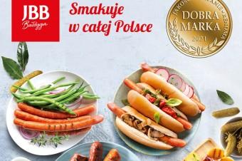 Firma JBB Bałdyga wyróżniona tytułem Dobra Marka 2021