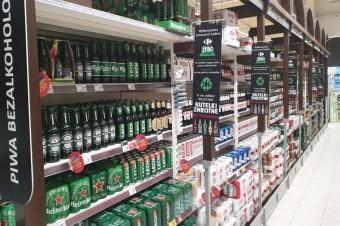 Carrefour wprowadza w kolejnych miastach w Polsce możliwość zwrotu butelek szklanych bez paragonu
