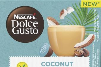 NESCAFÉ® Dolce Gusto® wprowadza kawy wegańskie