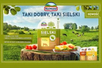 Hochland Sielski – nowe sery żółte z Zielonych Płuc Polski