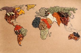 Kulinarne inspiracje z całego świata
