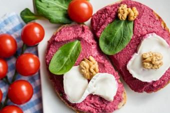 Proste pomysły na śniadania dla każdego z pastami warzywnymi Podravka