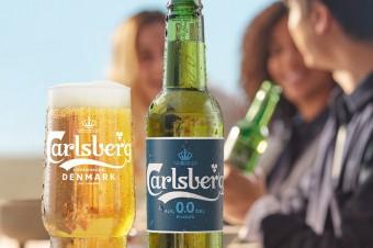 Nowy Carlsberg Pilsner 0,0% w butelce z eco rozwiązaniami