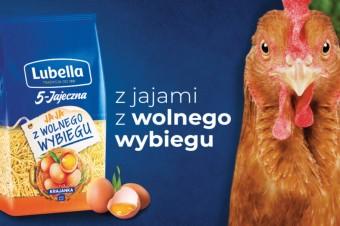 Lubella Jajeczna z jajami z wolnego wybiegu