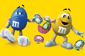 Słodka Wielkanoc z M&M's