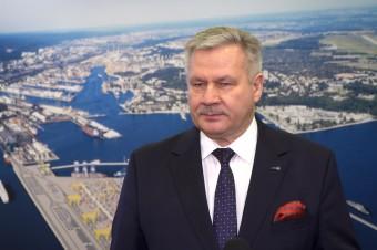 Gdyński port notuje rekordowy ruch mimo pandemii