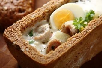 Wielkanocne inspiracje kulinarne Knorr